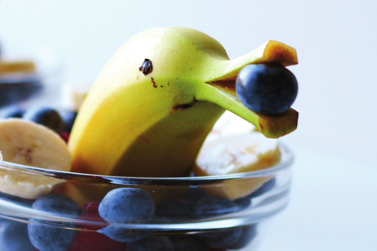 Dauphins bananes