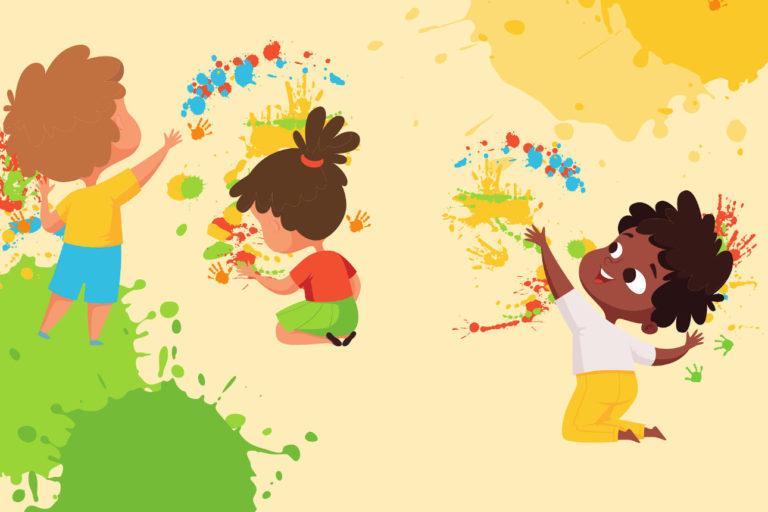 Jeux de toutes les couleurs